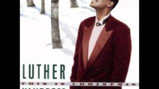 Luther Vandross At Christmas Time