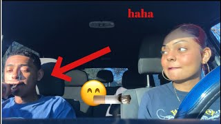 Fake blunt prank on brother!!!