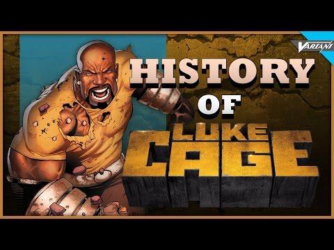History Of Luke Cage!