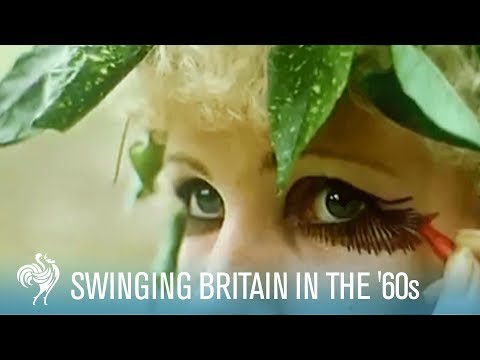 Swinging Britain in the 60s: A Psychedelic Dream (1967) | British Pathé
