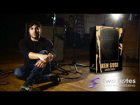 Ken Susi presents Ken Susi Artist Pack