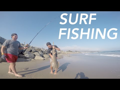 CALIFORNIA COMBAT FISHING