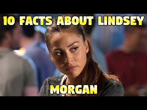 10 Facts About Lindsey Morgan Raven Reyes