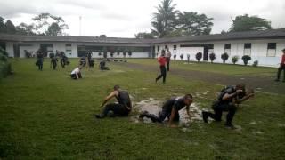 SATPAM GARDA KERTA RAHARJA Pembukaan Gada Pratama Angkatan 338
