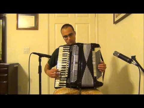 Jesus Keep Me Near The Cross accordion