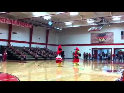Chip's 2009 National Mascot Championship Performance - YouTube