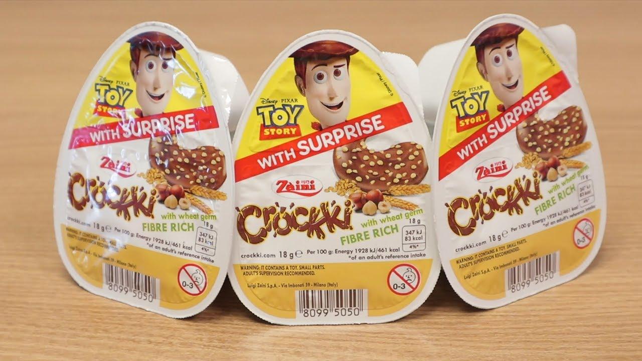 Kinder Joys Toy Story Udi.. What Toys?