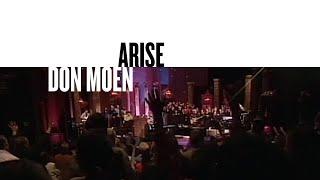Arise - Don Moen (Official Live Video)