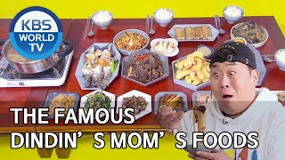 The famous Dindins Moms foods 2 Days &amp 1 Night Season 4ENG2020.05.10