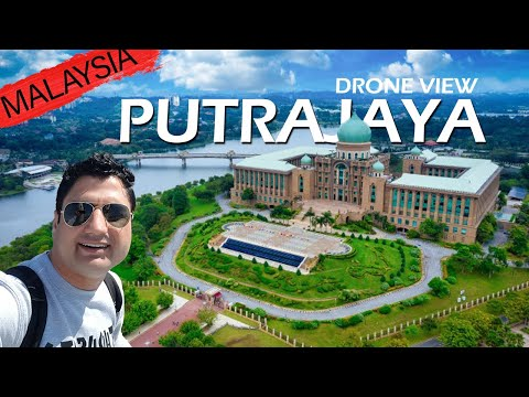 Putrajaya Malaysia: Is it Worth Visiting? We Lost Our Drone in Putrajaya!