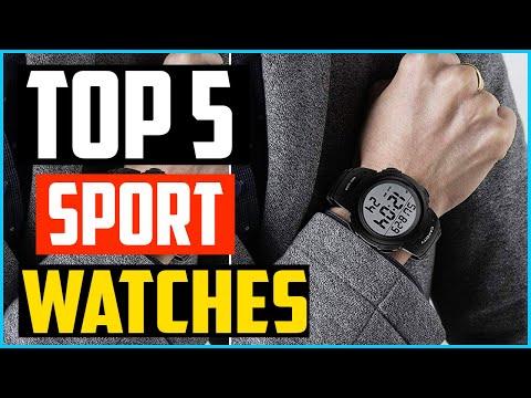 Top 5 Best Sport Watches in 2020