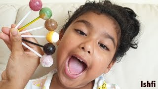 Learning Color Song with Yummy Lollipop & Pre School Toddler Nursery Rhymes