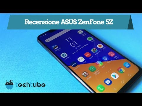 Recensione ASUS ZenFone 5Z - TechTube.it