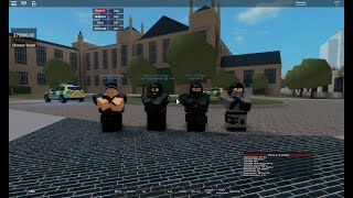 Roblox-MPS London Frist Patrol New KIT!