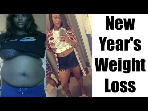 Is Losing Weight Your New Year's Resolution?