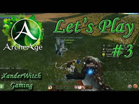 Let's Play Archeage
