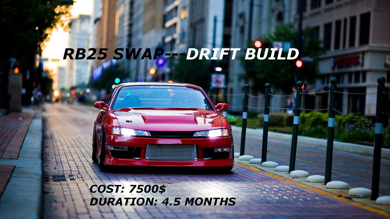 Rb25 Swap 240sx Build Thread Fugen Tv Nissan Wiring Harness Youtube
