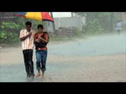Weather in Sri Lanka / Sri Lanka Watch - Severe Rains in haputhale / Rain In Sri Lanka /
