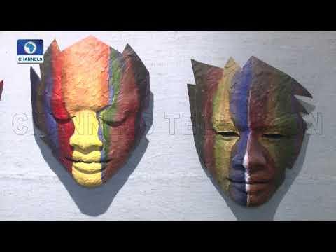 Veteran Artists Celebrate 50 Years Of Oshogbo Art |Art House|