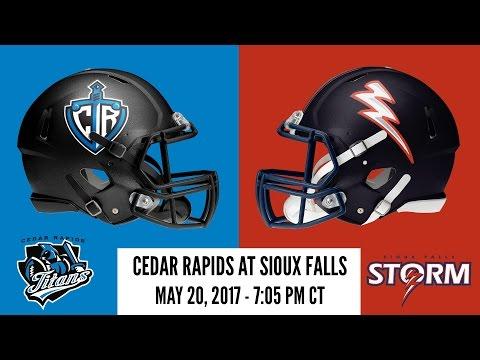 Week 14 | Cedar Rapids Titans at Sioux Falls Storm