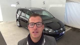 VOLKSWAGEN Touran 1.6 TDI 105ch FAP Cup 7 places