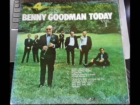 Benny Goodman live in Stockholm, full album.