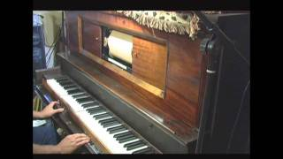 The Russian Rag - A Piano Roll By Max Kortlander