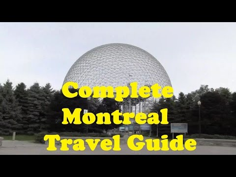 Montreal Travel | Complete Montreal Travel Guide