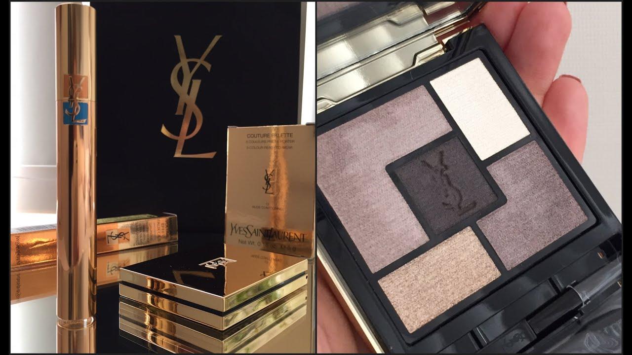Blondinka iztokyo: Yves Saint Laurent : Couture Palette