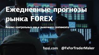 Торгуем против толпы FxForMaker  SharkFx 25.04.2019.