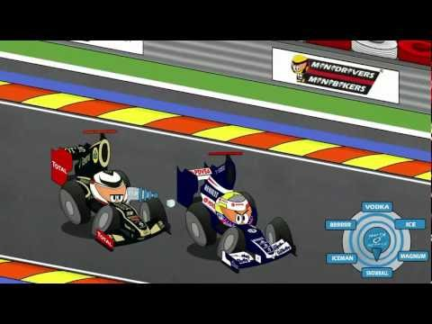 MiniDrivers - Chapter 4x08 - 2012 European Grand Prix