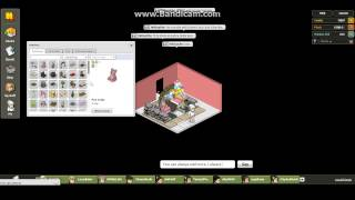 How to make a Chubbeh bedroom I Habbo chubbeh bedroom.