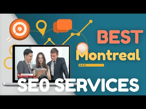 SEO Montreal  | Best Montreal SEO Company | 1 Page of Google SEO Services in Montreal