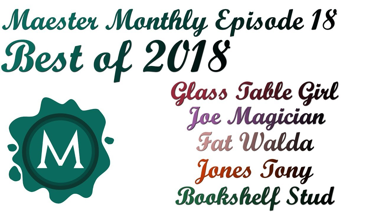maestermonthly2 – Maester Monthly