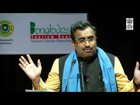Shri Ram Madhav at the inauguration of NADI 2, Asian Confluence River Festival
