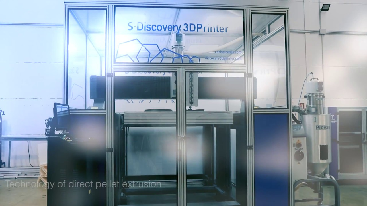 SUPER DISCOVERY 3D PRINTER