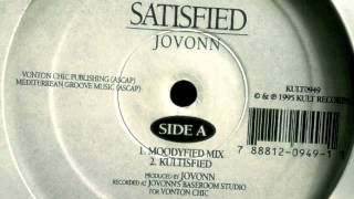 Jovonn - Satisfied (Moodyfied Mix)