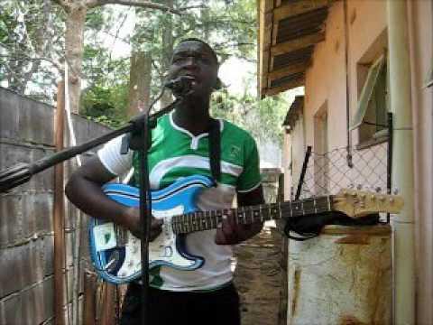 """Botswana Music Guitar - Batlaadira - """"Mmamanthwane""""."""