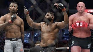 Боец UFC хочет стать новым Хабибом, Нганну о возвращении в UFC, бой Федора в разработке