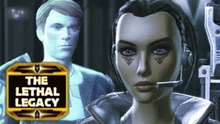 The Lethal Legacy | Imperial Agent Story - Act 3 - No Friends, No Allies