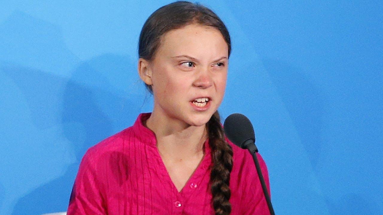 Greta Thunberg Blasts World Leaders We Will Never Forgive You