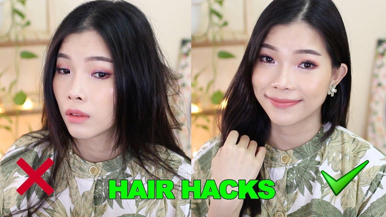5 MẸO CHĂM SÓC TÓC #HairHacks