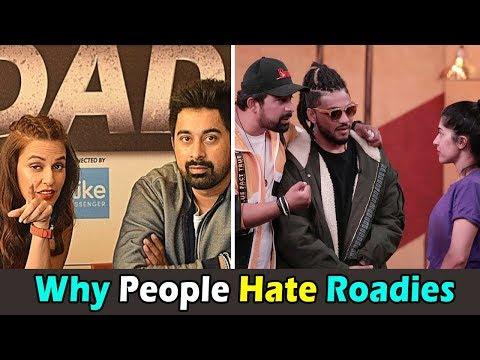 5 Things To Dislike Roadies