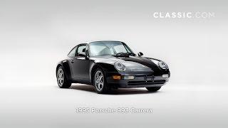 1995 Porsche 993 Carrera Black