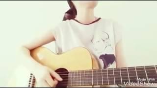 Muốn yêu ai đó cả cuộc đời | Guitar cover | Cẩm Lai