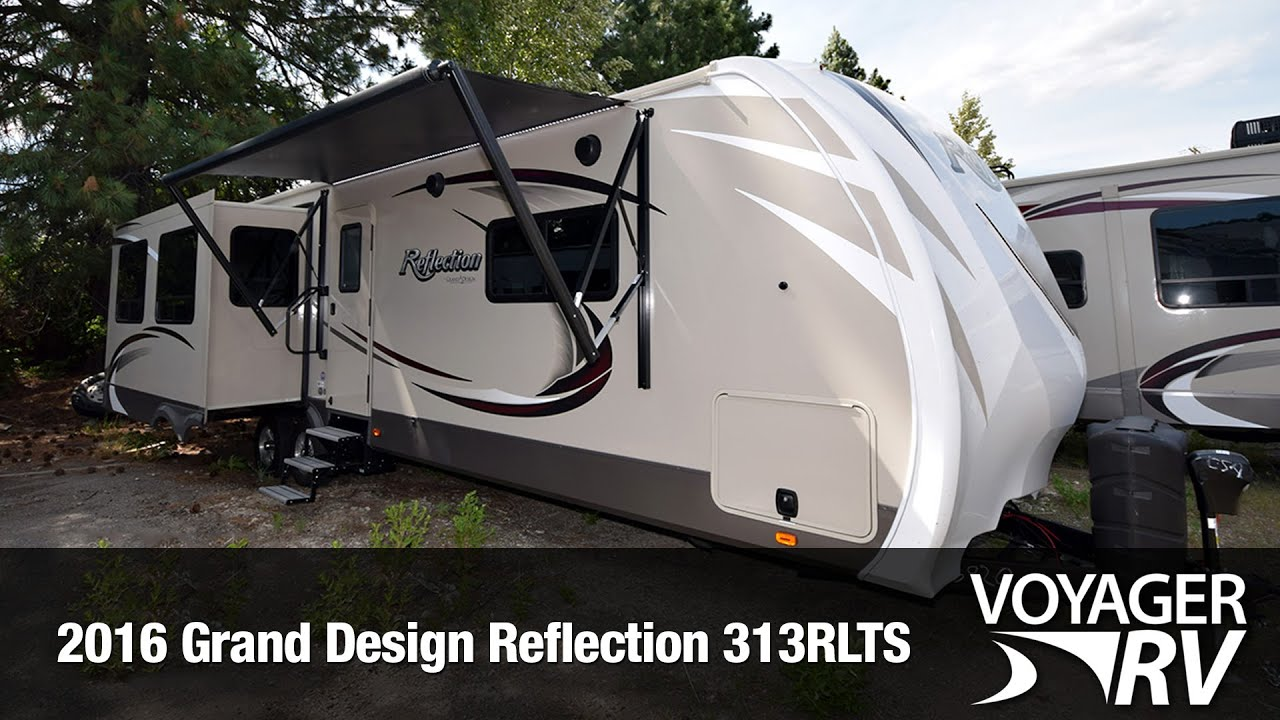 2016 Grand Design Reflection 313rlts Travel Trailer Tour