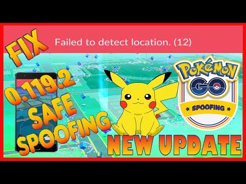Pokemon Go 0.119.2 | Spoofing For Android 8.0,8.1 & 9.0 | No Root! | Latest Security Patch