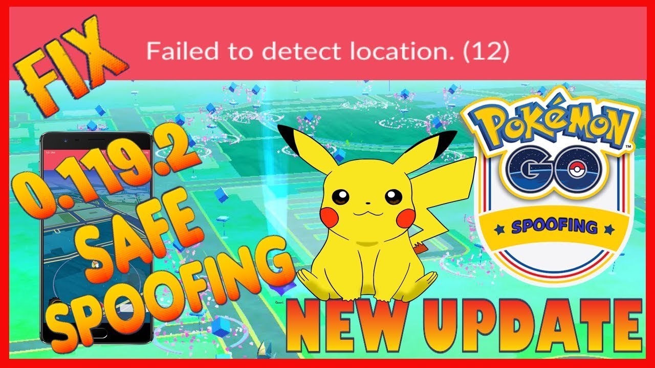 Pokemon Go 0 119 2 | Spoofing For Android 8 0,8 1 & 9 0 | No Root! | Latest  Security Patch