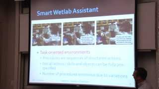 Ri Seminar: Dieter Fox: Grounding Natural Language In Robot Control Systems