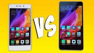 Xiaomi Redmi 4 Pro vs Xiaomi Redmi Note 4 Global - ЧТО ВЫБРАТЬ?
